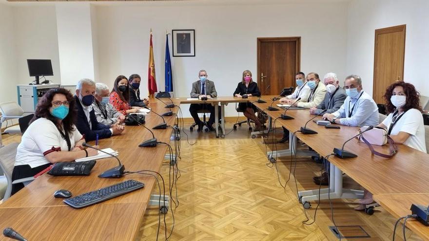 La plataforma contra la despoblación Provincia 51 expone sus reivindicaciones en Madrid