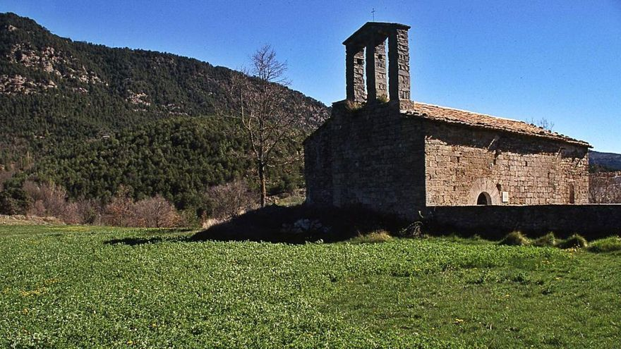 El Bisbat de Solsona suprimeix una parròquia a causa del despoblament