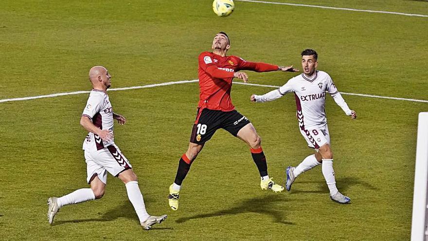 Antonio Sánchez: «Estaba nervioso, no era una situación normal para mí»