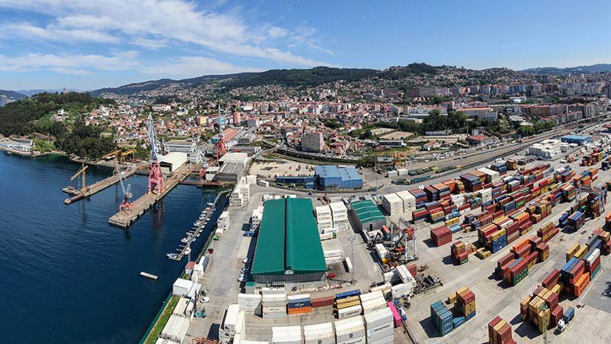 La Xunta avala priorizar la logística en el puerto de Marín, y la acota en Vigo para actividad naval