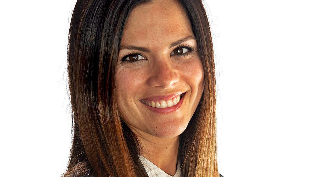 Sandra Sánchez Pozo, responsable de Gabinete y Coordinación de Opplus.