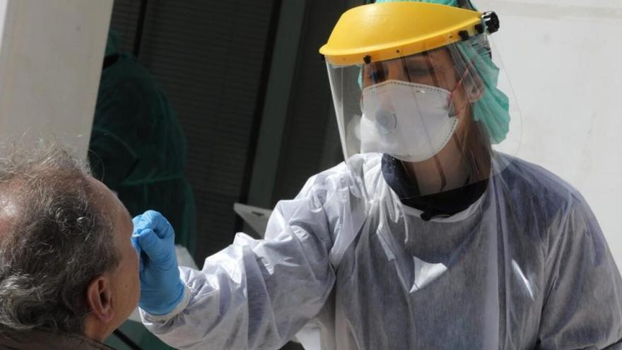 Se prorroga que el contagio por Covid-19 sea accidente laboral en centros sanitarios