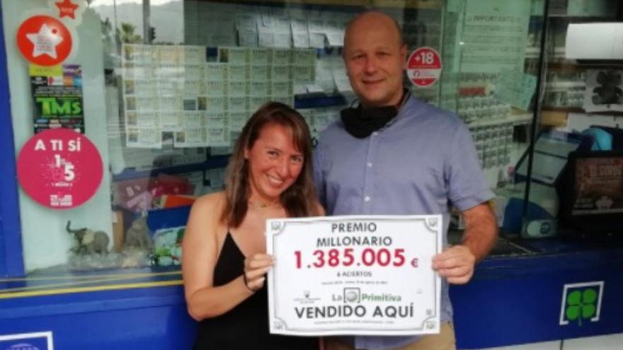 ¿Quién es el canario que ganó más de un millón de euros gracias a La Primitiva?