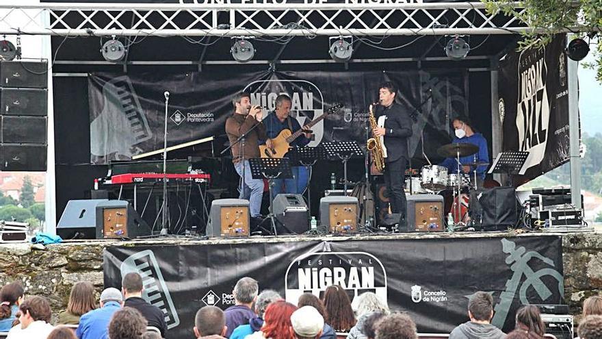 A Foz vibra con el festival Nigranjazz