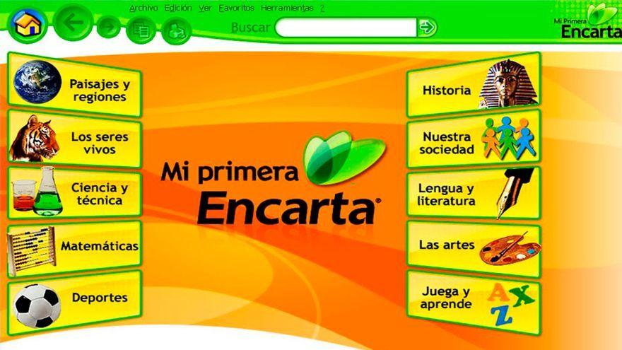 ¿Qué fue del Encarta? La enciclopedia digital que ayudó a toda una generación