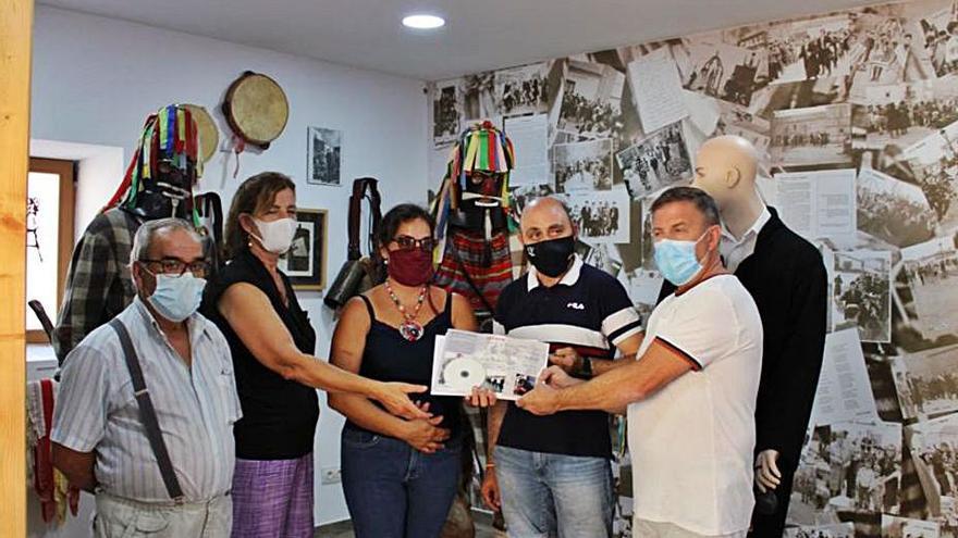 Sanzoles aspira a que el Zangarrón se declare Fiesta de Interés Nacional