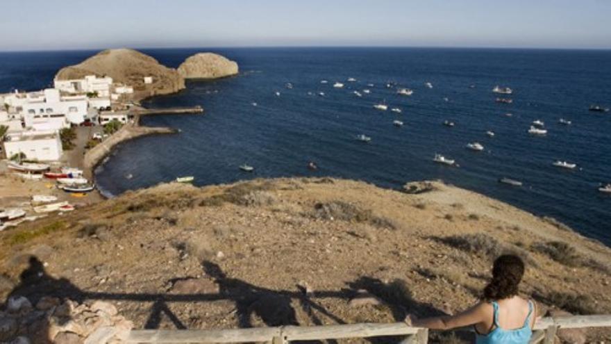 Cabo de Gata, reserva marina