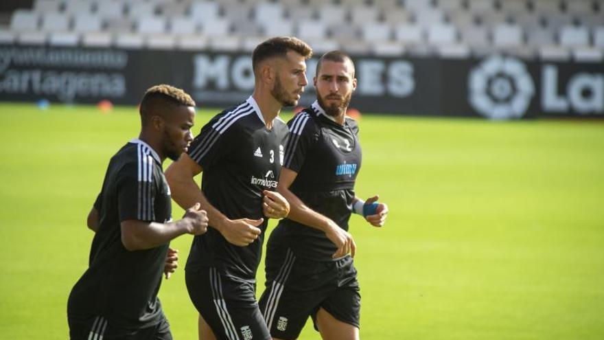 La defensa, otro problema para el FC Cartagena