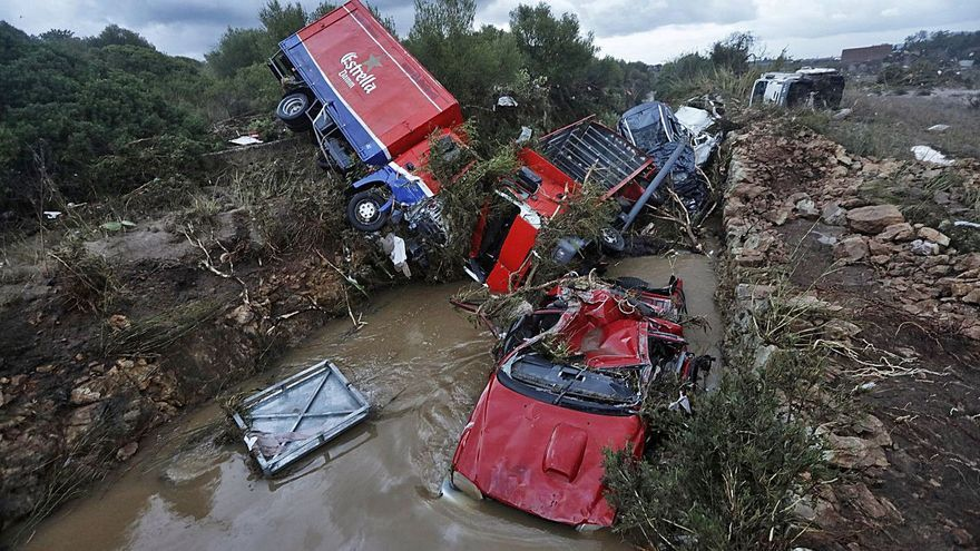 El Consultiu afirma que la riada de Sant Llorenç fue inevitable
