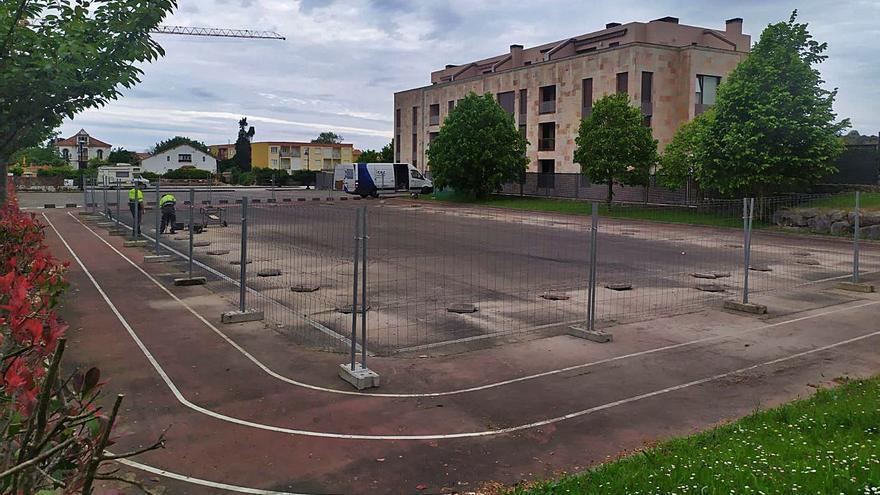 Celoriu (Llanes) tendrá nueva pista polideportiva