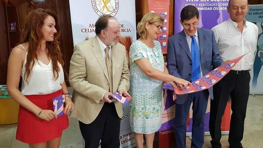 La Región creará una red de locales libres de gluten