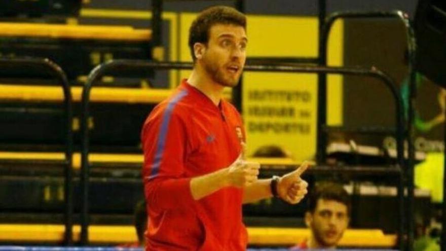 Carlos Flores, nuevo entrenador del CB Sant Antoni de la Liga EBA