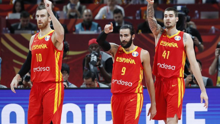 Valencia Basket: Los elogios de Ricky Rubio a Víctor Claver