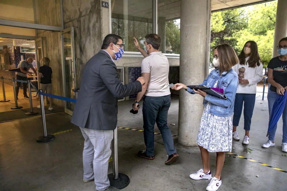 Empiezan las pruebas de acceso al Conservatori Professional