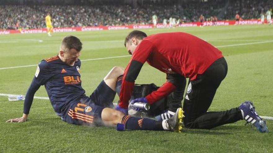 Así fue la lesión de Cheryshev