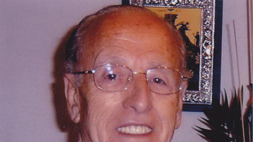 Muere Luis Montesinos García, hijo adoptivo de Manises