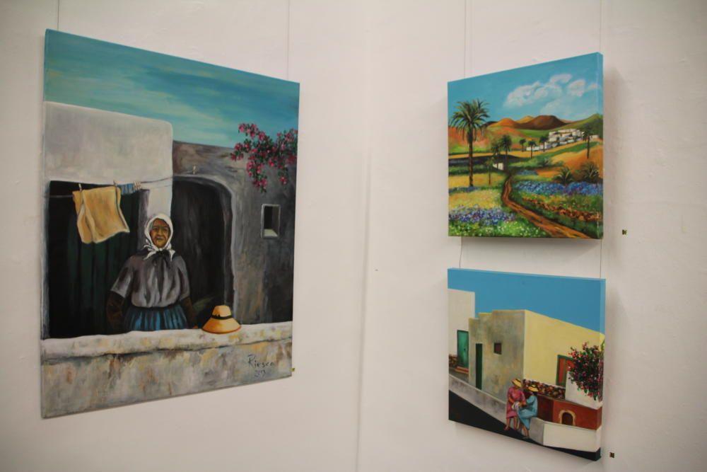 Arte con olor a campo en Yaiza