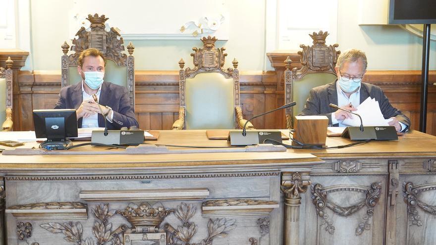 Admitida a trámite una querella por cohecho contra el alcalde de Valladolid por el pago de unas vacaciones