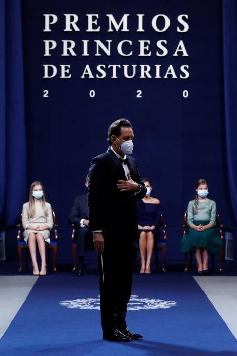 Premios Princesa de Asturias 2020: Así fue la entrega de Premios en el Reconquista