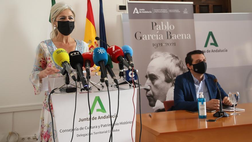 Exposiciones, paseos literarios, jornadas y publicaciones celebran el centenario de García Baena