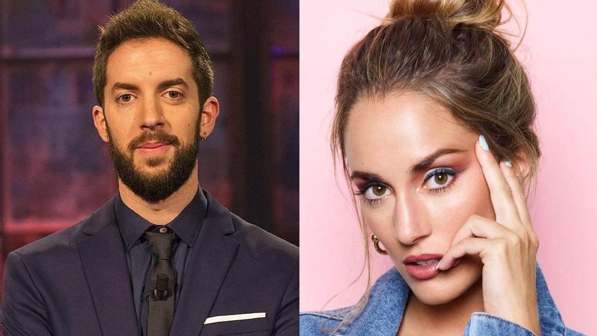 Broncano y Silvia Marcos son pareja.