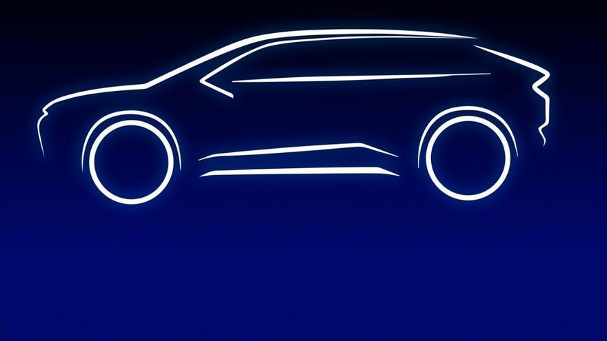 Toyota lanzará un nuevo SUV 100 % eléctrico