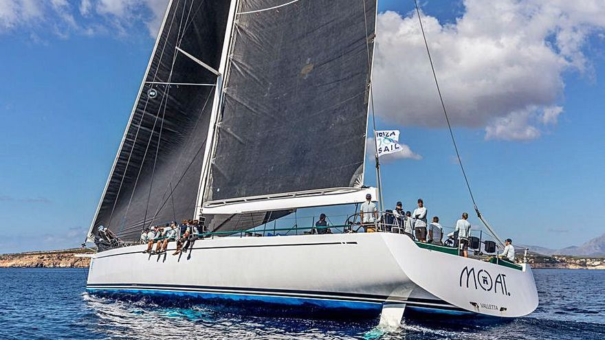 El récord de la nueva regata Ibiza JoySail deberá esperar