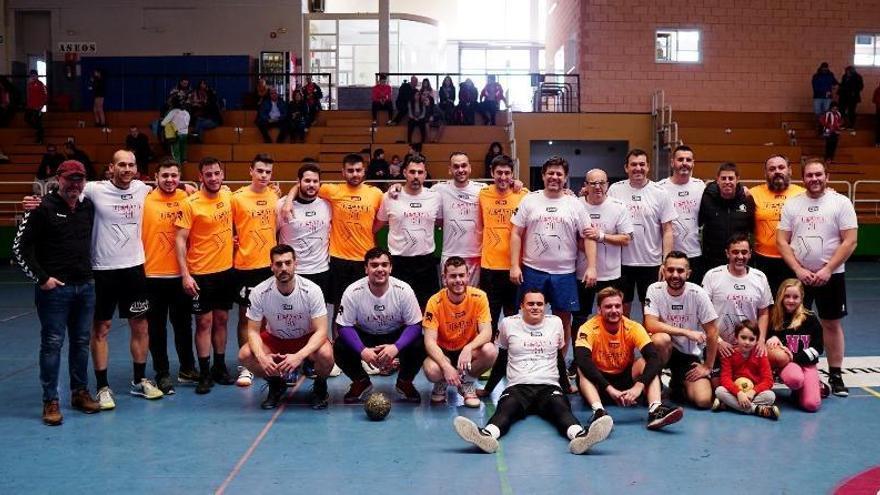 El Córdoba BM y La Salle reúnen a sus veteranos
