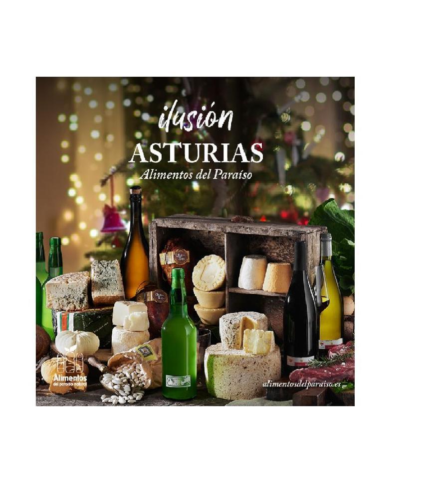 Alimentos del Paraíso lanza una campaña para promover el consumo de productos asturianos