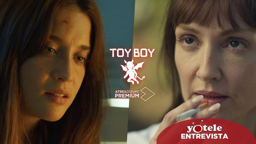 """Cristina Castaño y María Pedraza: """"Alex González le ha dado un aire nuevo a 'Toy Boy'"""""""