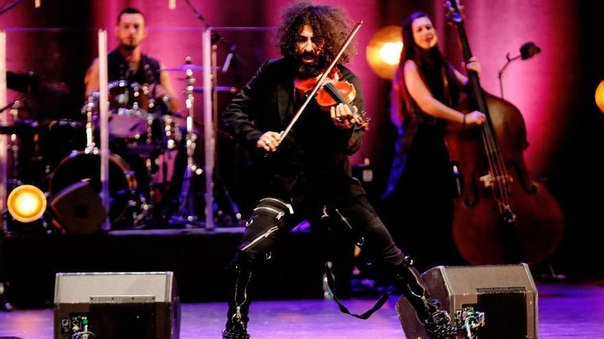 Ara Malikian aplaza su concierto en A Coruña al próximo mes de junio