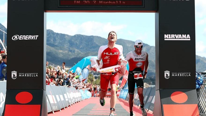 Dispositivo especial de la DGT por la carrera Ironman de Marbella