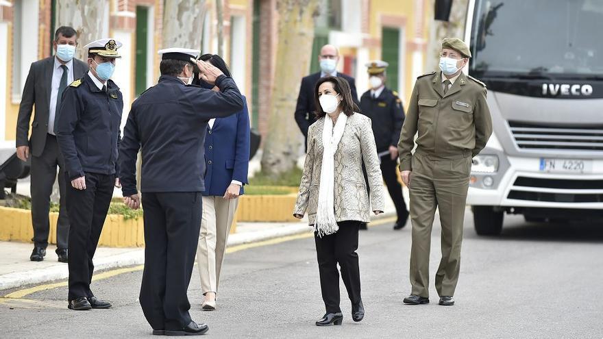 El Rey Felipe VI supervisará la puesta a flote del submarino S-81