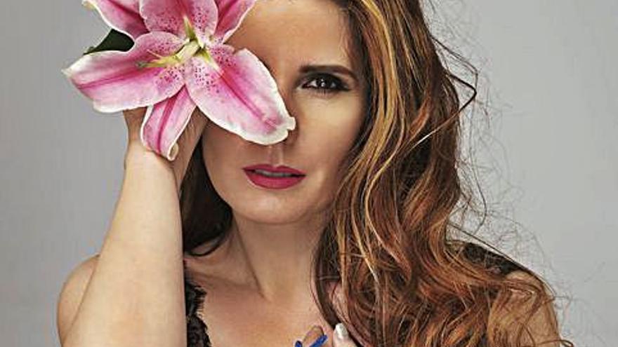 Diana Navarro trae su gira «Inesperado»