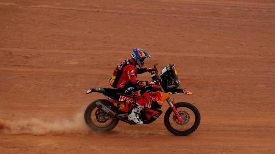 Al Rajhi sorprende a los favoritos en la décima etapa del Rally Dakar