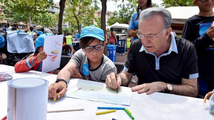 Isidre Fainé, únic representant espanyol en el llibre de Forbes dels grans filantrops del s. XXI