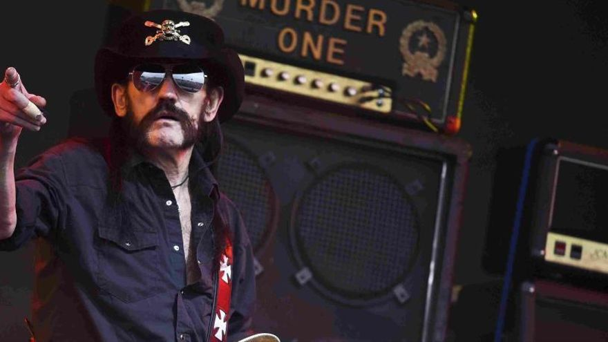 Lemmy Kilmister en 15 frases emblemáticas