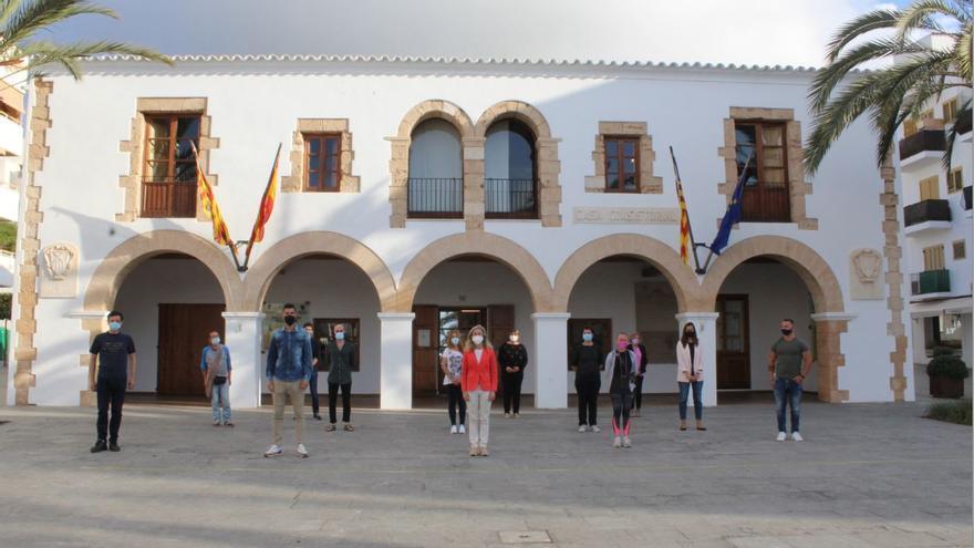 Santa Eulària incorpora a 48 trabajadores del SOIB Reactiva