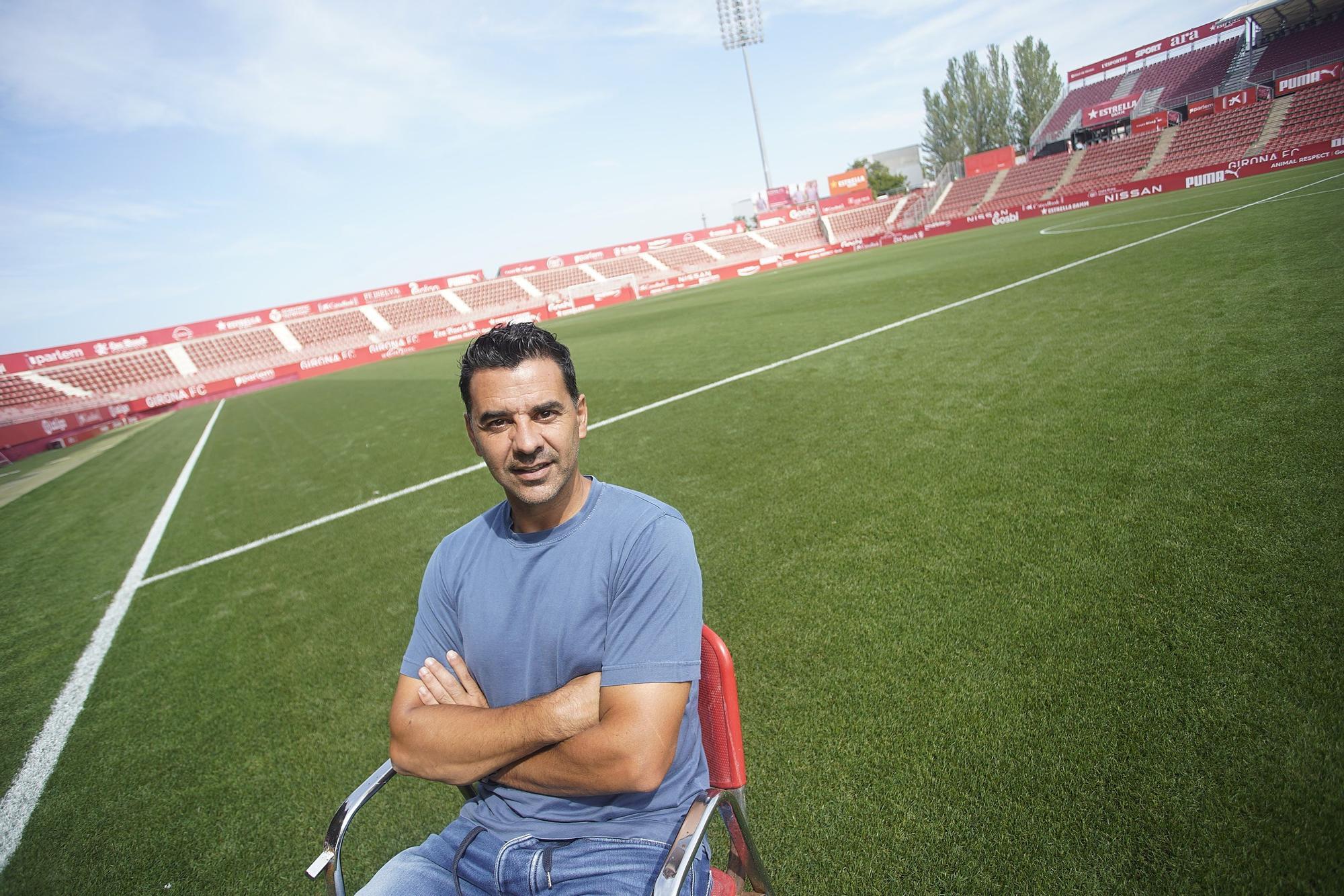 Míchel Sánchez: «Ens falta tenir més ànima i passió en els últims metres»