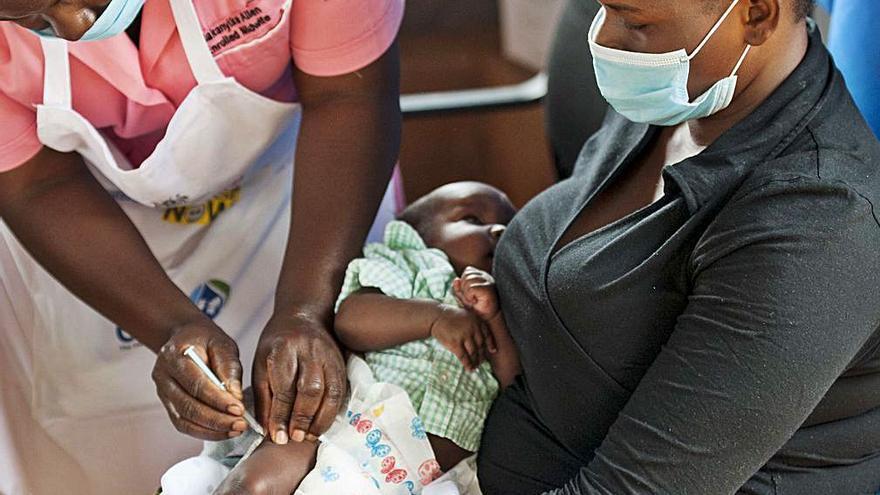 Gadis y Unicef protegen a 10.170 niños de la polio y el sarampión