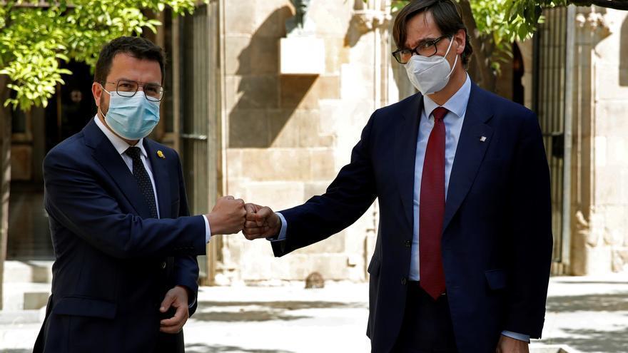 """Illa avala la """"legalidad"""" del fondo de la Generalitat para ayudar a los encausados por el Tribunal de Cuentas"""