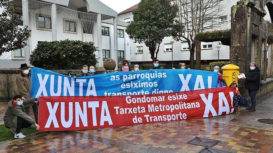Gondomar urge los descuentos del bus tras 4 años de espera