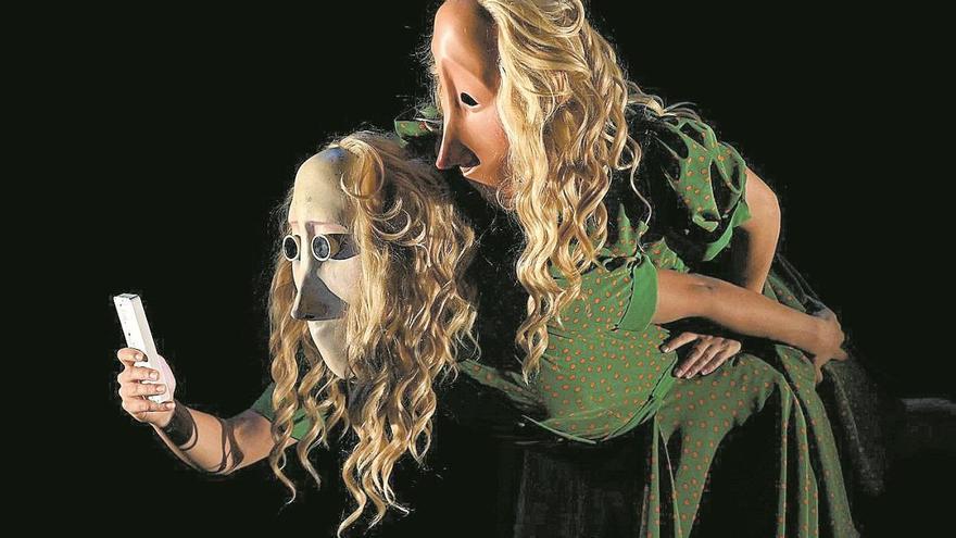 'The Nose Teather' ofrece en Palma la cara más oscura de la tecnología