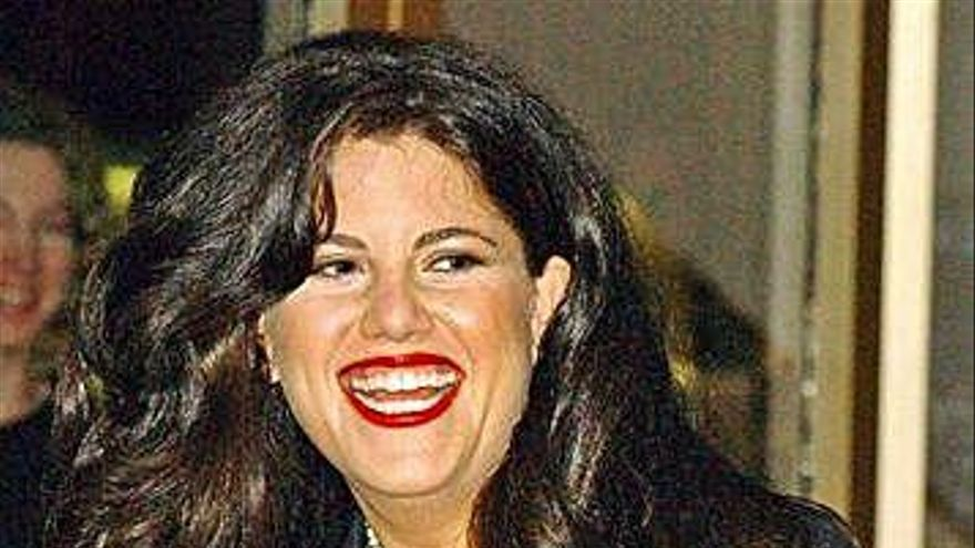 La historia de Clinton y Mónica Lewinsky protagonizará una serie de televisión
