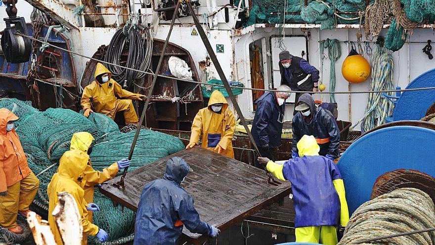 """La pesca gallega carga contra el expediente de Bruselas: """"No hay control más riguroso"""""""