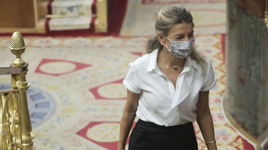 Un ERTE de «contingencia» hará de salvavidas al temor del turismo al volcán