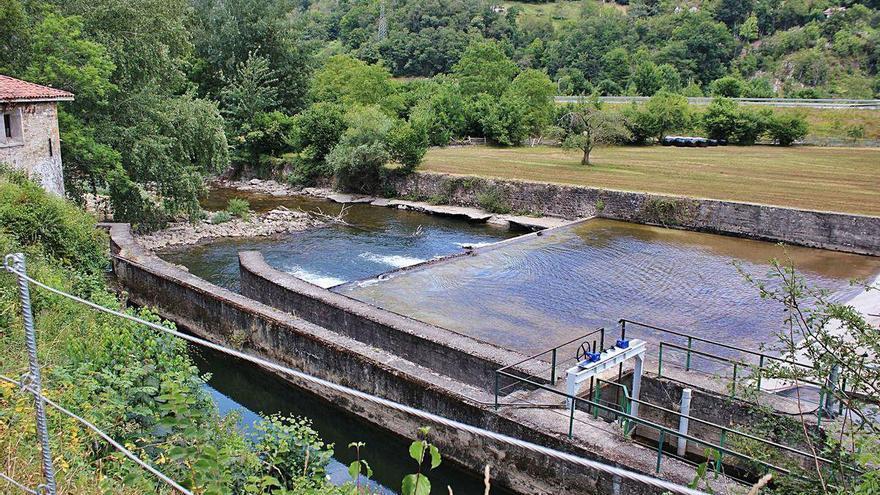 """Un fallo en el sistema de medición del caudal causó la """"desaparición"""" del Nalón"""