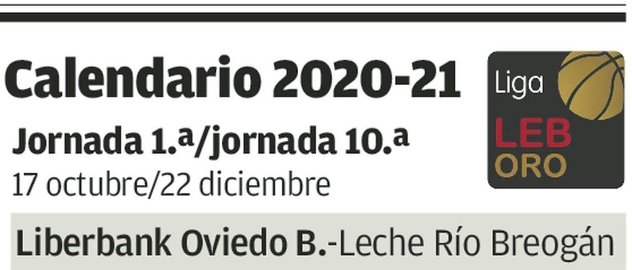 El Breogán, primer rival de un duro grupo para el Liberbank Oviedo