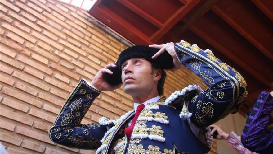 Finito, un auténtico recital a la verónica en Segovia