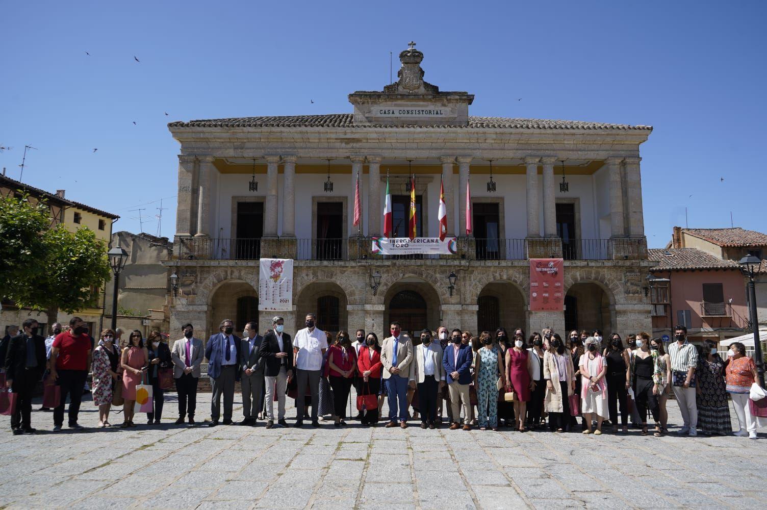 GALERÍA | 'La Iberoamericana': así es la exposición de Toro